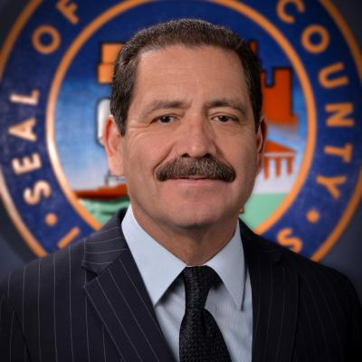County Commissioner Jesus G. Garcia, 7th District