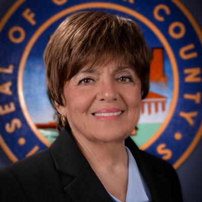 County Commissioner Joan Patricia Murphy, 6th District