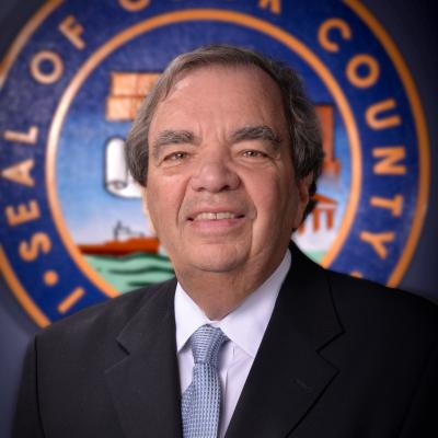 County Commissioner John P. Daley, 11th District