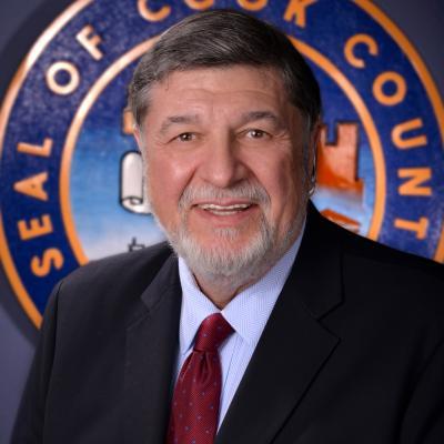 County Commissioner Larry Suffredin, 13th District