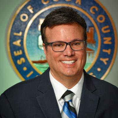 County Commissioner Peter N. Silvestri, 9th District