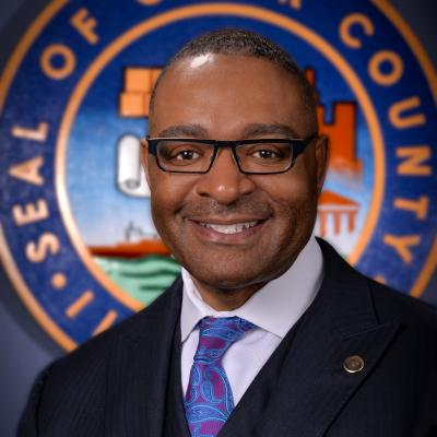 County Commissioner Richard R. Boykin, 1st District