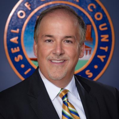 County Commissioner Sean M. Morrison, 17th District