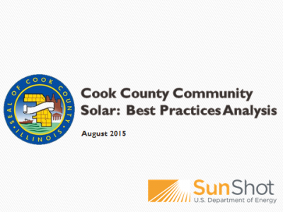 Best Practices Front Page