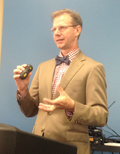 Matt Didier, USEPA Speaking